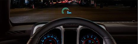 Used 2015 Chevrolet Camaro Heads-Up Display