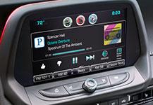 2016 Chevrolet Camaro MyLink Infotainment