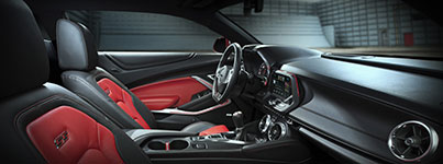Used 2016 Chevrolet Camaro Stylish Interior