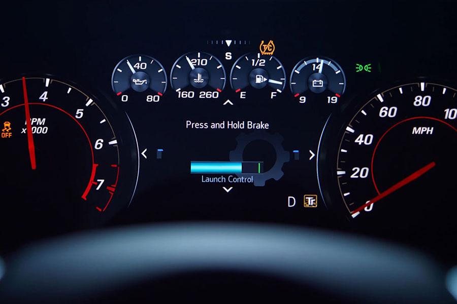 2020 Chevrolet Camaro Technology