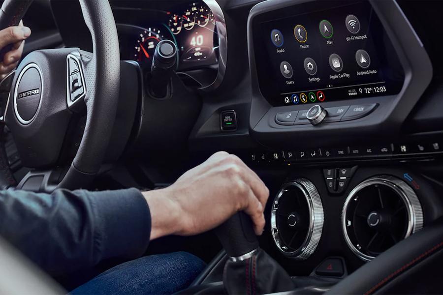 2021 Chevrolet Camaro Technology
