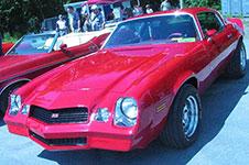 2nd-Gen-Chevrolet-Camaro