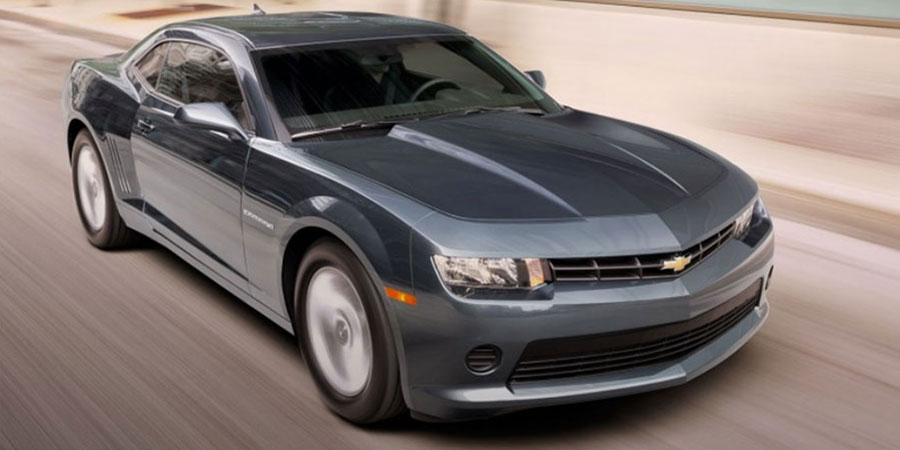 Used Chevrolet Camaro Gen 5