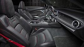 2017 Chevrolet Camaro ZL1 Performance-Oriented Cockpit