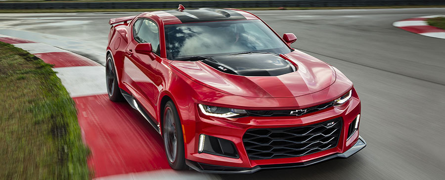 Used 2017 Chevrolet Camaro ZL1