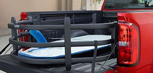 2017 Chevrolet Colorado Bed Extender