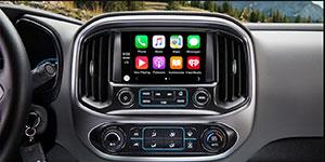 2017 Chevrolet Colorado MyLink & 4G LTE Wi-Fi