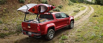 2017 Chevrolet Colorado Rugged Adventure
