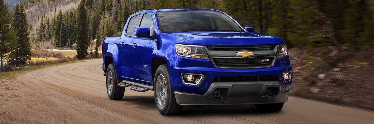 Used 2017 Chevrolet Colorado