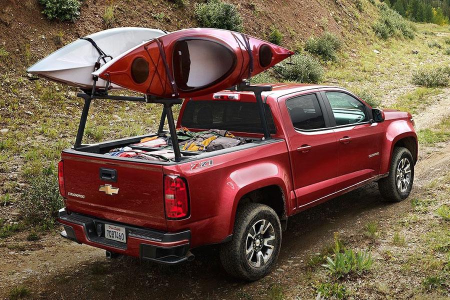 2018 Chevrolet Colorado Hauling