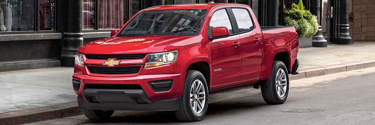 2019 Chevrolet Colorado | Burlington Chevrolet