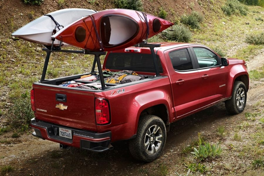 2020 Chevrolet Colorado Hauling
