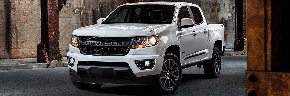 2020 Chevrolet Colorado RST