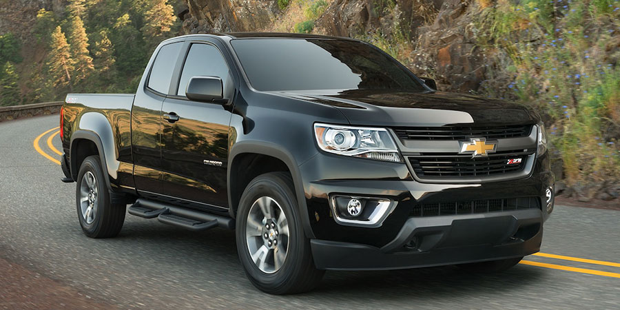 Used Chevrolet Colorado Gen 2