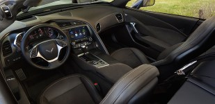 Used 2015 Chevrolet Corvette Interior Luxury