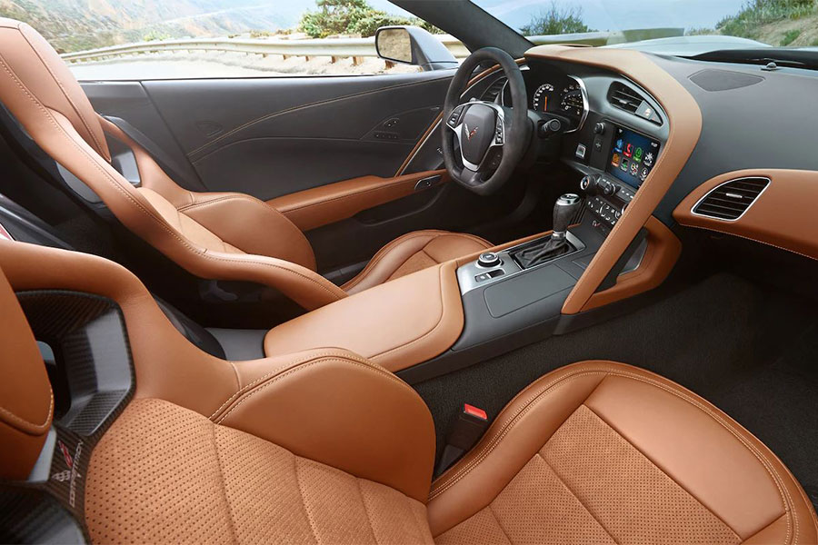 2019 Chevrolet Corvette Interior