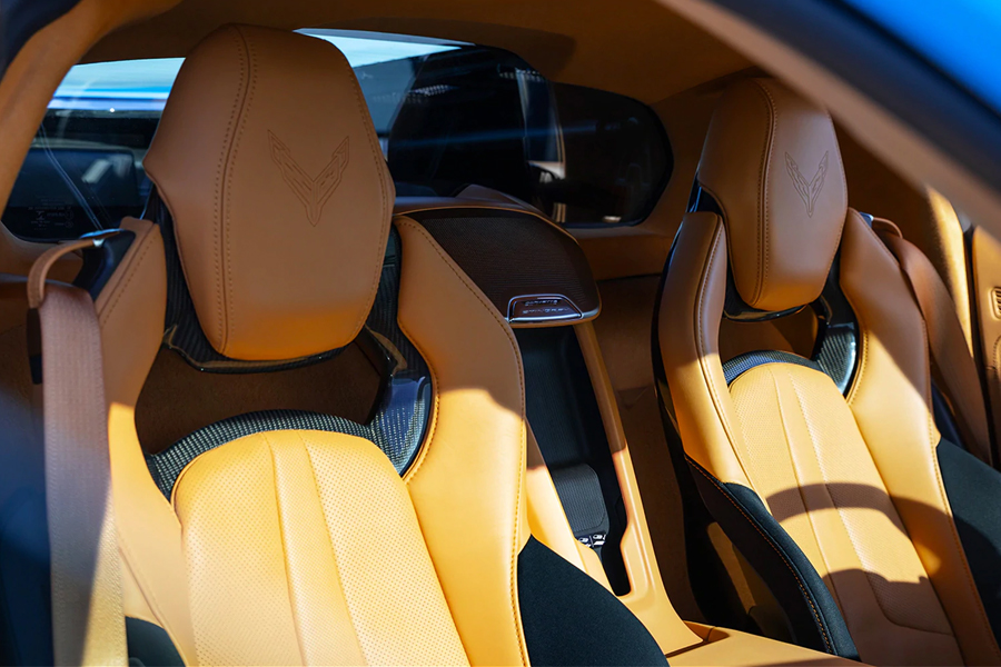2021 Chevrolet Corvette Interior