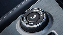 2016 Chevrolet Corvette Stingray Drive Mode Selector