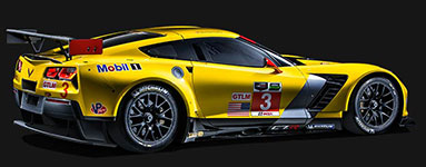 2016 Chevrolet Corvette Z06 Supercar Performance