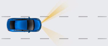 2016 Chevrolet Cruze Lane-Keeping Assist