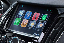2016 Chevrolet Cruze MyLink Infotainment