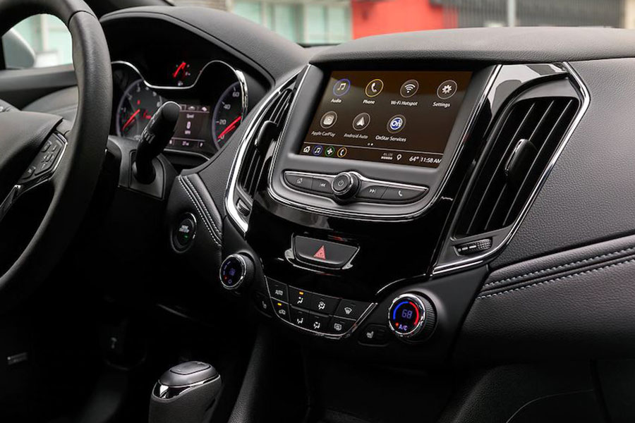 2019 Chevrolet Cruze Technology