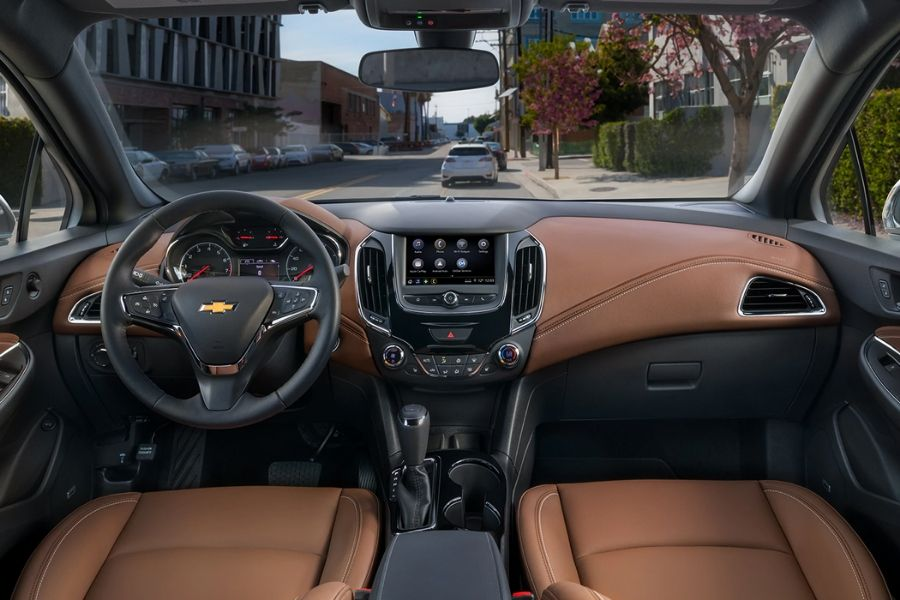2020 Chevrolet Cruze Interior