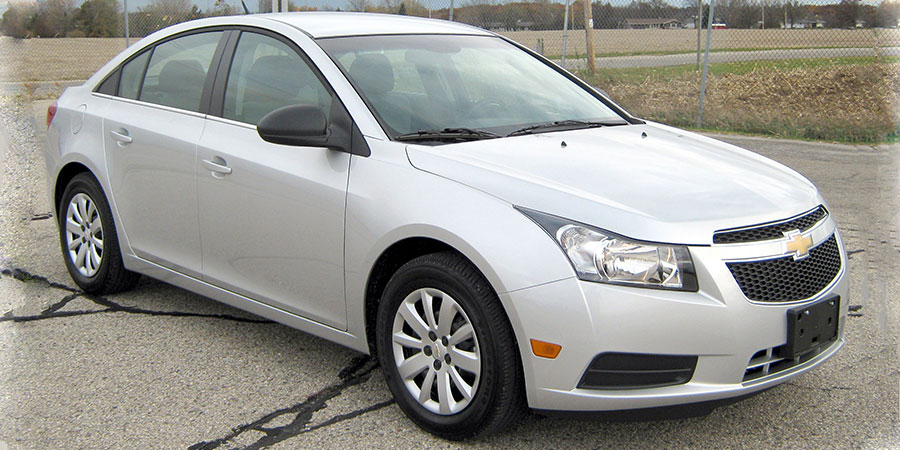Used Chevrolet Cruze Gen 1