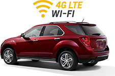 Used 2016 Chevrolet Equinox 4G LTE Wi-Fi