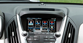 2016 Chevrolet Equinox Turn-by-Turn Navigation