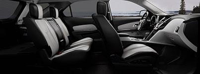 2016 Chevrolet Equinox Upscale Interior