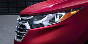 2018 Chevrolet Equinox Projector-Beam Headlights