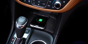 2018 Chevrolet Equinox Wireless Charging Station
