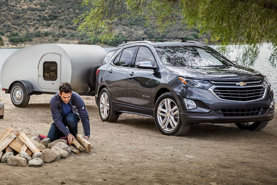 2019 Chevrolet Equinox Rugged
