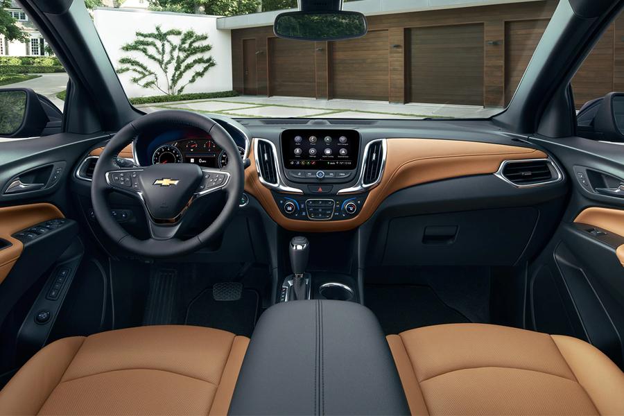 2021 Chevrolet Equinox Technology