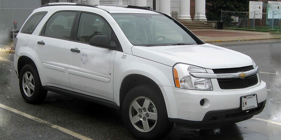 Used Chevrolet Equinox Gen 1