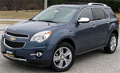 2nd-Gen-Chevrolet-Equinox