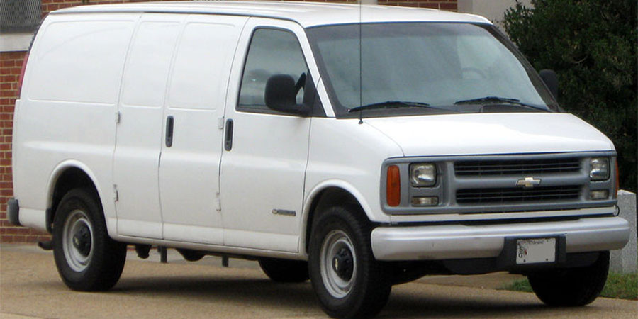 Used Chevrolet Express Before 1996