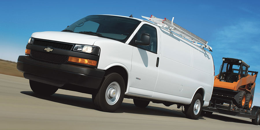Used Chevrolet Express Current Gen