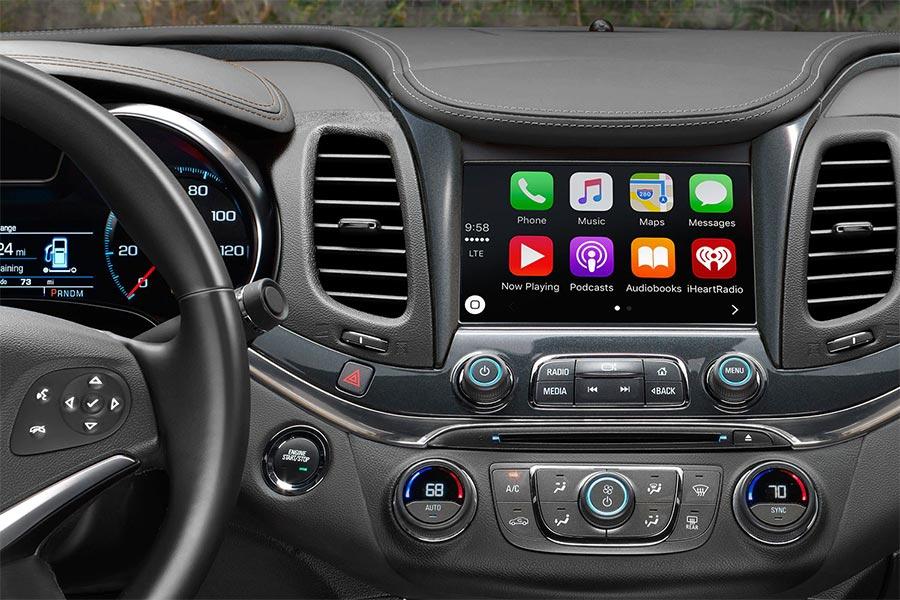 2020 Chevrolet Impala Technology