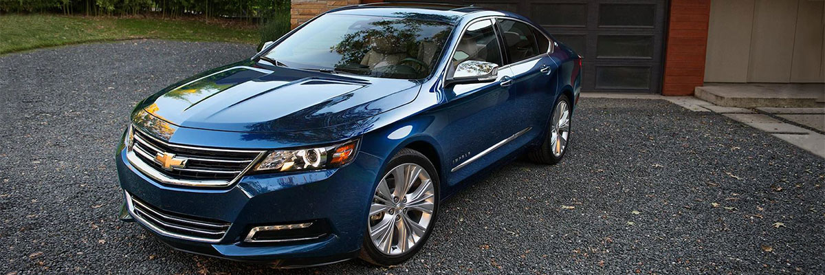 Used Chevrolet Impala Buying Guide