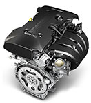 Used 2015 Chevrolet Malibu Impressive Engine Options