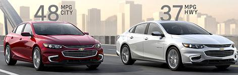 2016 Chevrolet Malibu Strong, Fuel-Efficient Engines