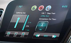 2016 Chevrolet Malibu MyLink Infotainment