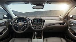 Used 2017 Chevrolet Malibu Rich Interior Comfort