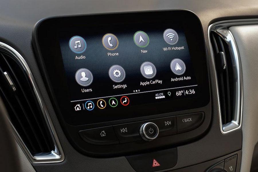 2019 Chevrolet Malibu Infotainment