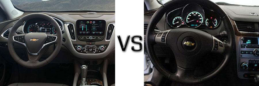 Chevrolet-Malibu-Interior