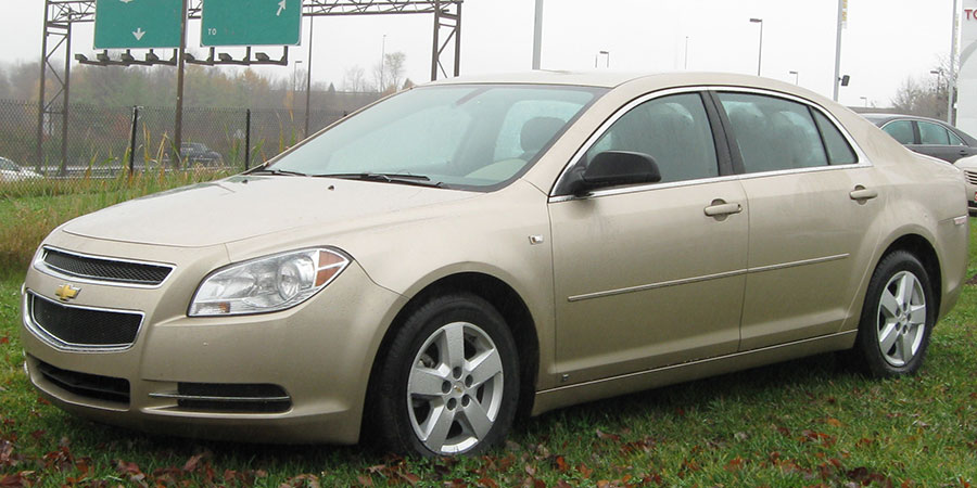Used Chevrolet Malibu Gen 7