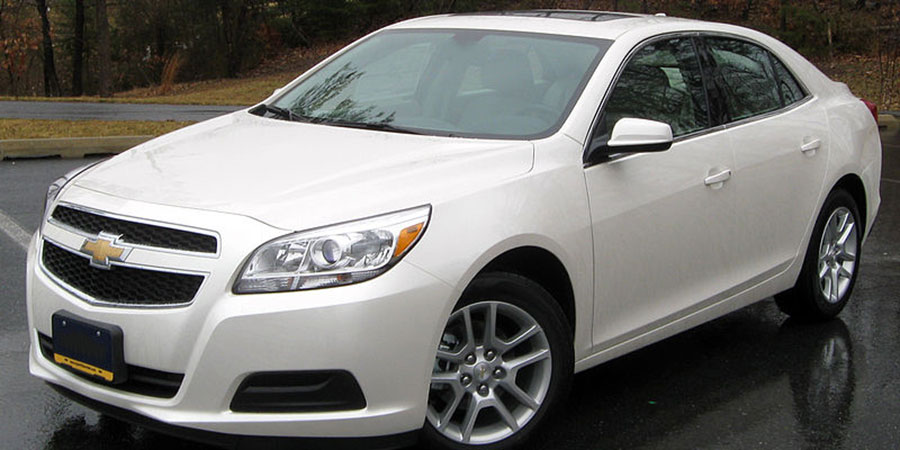 Used Chevrolet Malibu Gen 8