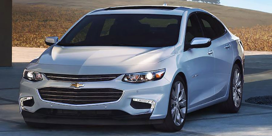 Used Chevrolet Malibu Gen 9